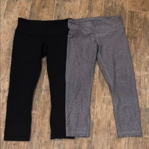 lulu lemon wunder under crop bundle
